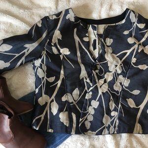 I Reversibles Jacket Size Medium NWT Slate Blue
